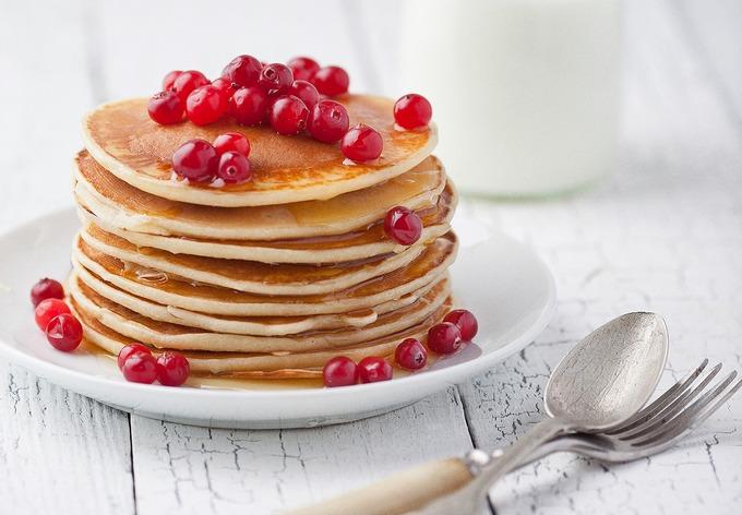 Рецепти смачних американських панкеек покроково з фото і відео