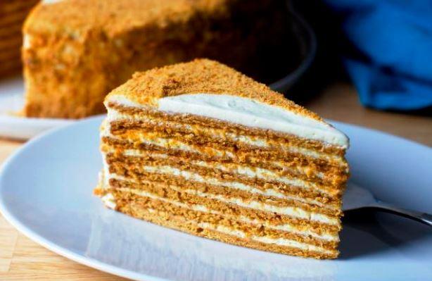 Торт «Рижик»: найкращі рецепти з фото
