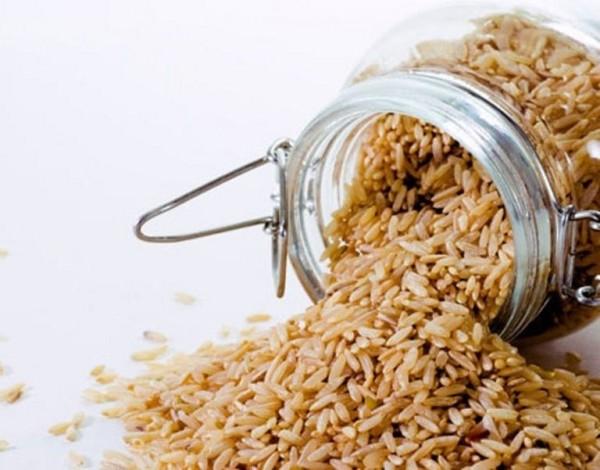 Як правильно зварити бурий рис розсипчастим