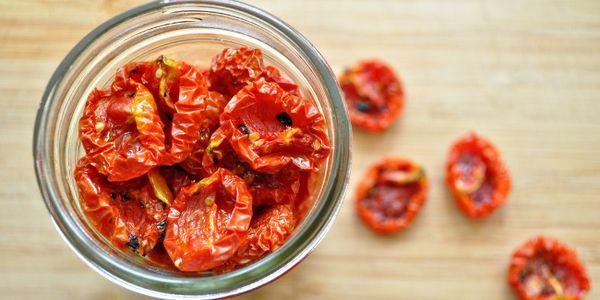 В'ялені помідори на зиму: рецепти смачних заготовок