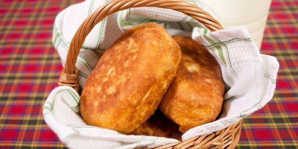Пиріжки з картоплею, смажені: калорійність, рецепти, поради