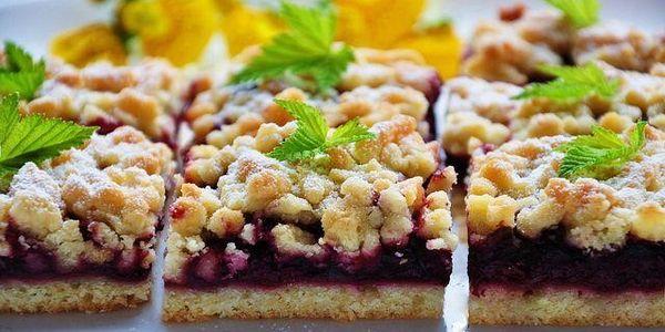 Тертий пиріг з варенням: покроковий рецепт з фото