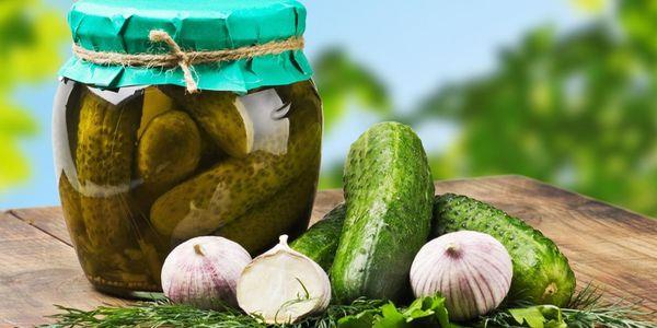 Заготовки на зиму - огірки: покрокові рецепти з фото