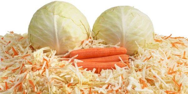 Салат з капусти на зиму: білокачанної, кольоровий, червонокачанної