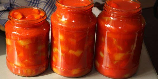 Лечо з болгарського перцю: легкі рецепти приготування
