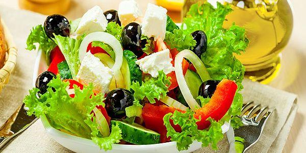 Грецький Салат: класичний рецепт з фото покроково