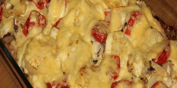 Рецепти м'яса по-французьки: з помідорами, з грибами